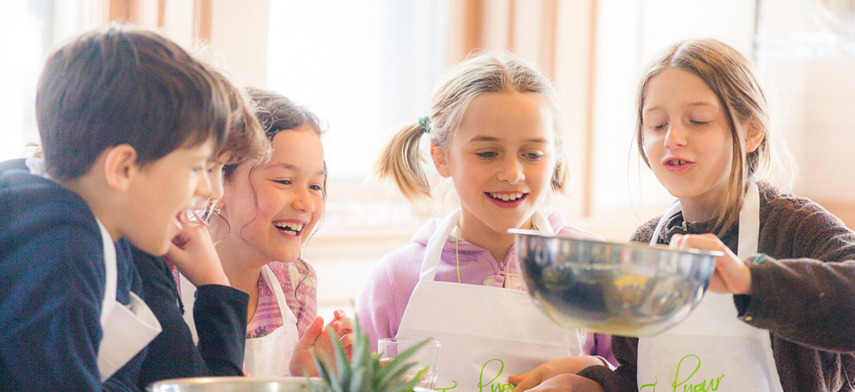 kids in the kitchen - camp lpca 1 | lake placid center for the arts