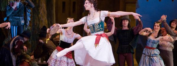 The Bolshoi Ballet Live in HD | Lake Placid Center for the Arts
